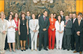 Foto de la Corporación del Ayto. Córdoba