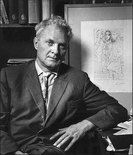 Stephen Spender. (Londres, 28 de febrero de 1909 - 16 de julio de 1995). Poeta británico.