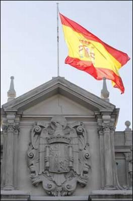Fachada de la sede en Madrid del Fondo Español de Garantía Agraria, dependiente del Ministerio de Medio Ambiente, Medio Rural y Marino. - GABRIEL PECOT