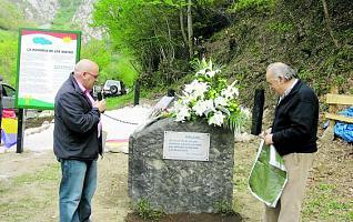 Monumento por la Memoria en Cabacheros