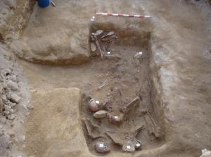 Fosa de Casavieja y trabajos de exhumación 2
