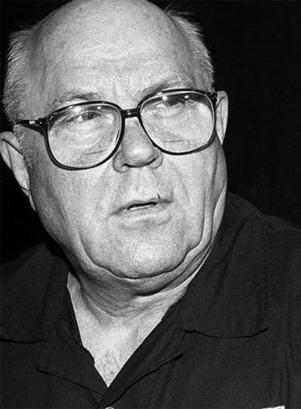 John Demjanjuk, en 1992, durante el juicio celebrado en Israel en el que fue absuelto.- AFP