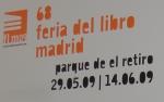 Feria del Libro Madrid 2009