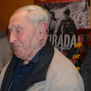 José Torrano, en 2009, en Argeles