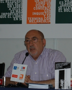 """Presentación de """"'NIÑOS INVISIBLES EN EL CUARTO OSCURO'"""