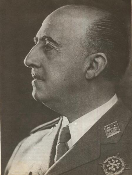 Foto Oficial de Franco