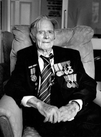 Harry Patch, en una fotografía de archivo.- REUTERS