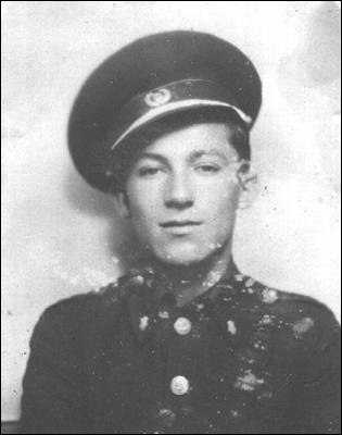 José Nores Rodríguez, 'paseado' y desaparecido en agosto de 1936. FONDO NORES SOLIÑO .