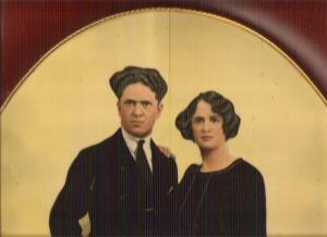 Matrimonio Anastasio  Aroyo Gironda y Manuela Perez Perez