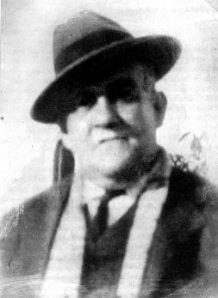 El Maestro Dióscoro Galindo, enterrado supuestamente en la fosa juntamente a Federico García Lorca, Francisco Galadí y Joaquín Arcollas