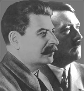 Stalin y Hitler
