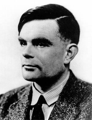 El matemático Alan Turing (1912-1954) en una fotogarfía de archivo