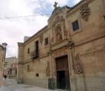Fachada del Archivo Nacional de Salamanca