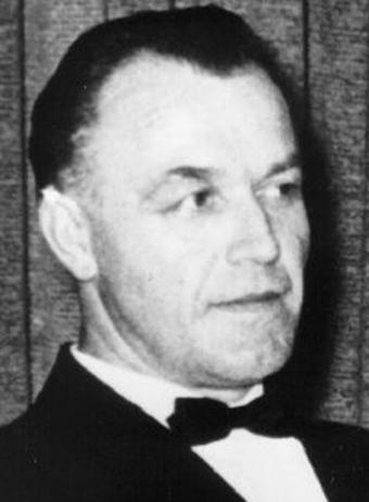 Aribert Heim, conocido como Doctor Muerte, encabeza la lista de criminales nazis más buscados por la organización Wiesenthal.-