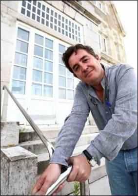 El poeta García Montero