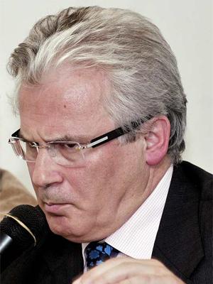 El juez español Baltasar Garzón, en una imagen de archivo. - EFE