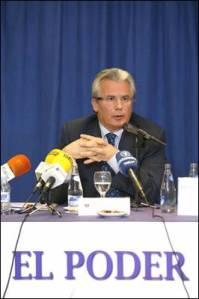 El juez de la Audiencia Nacional, Baltasar Garzón. - EFE