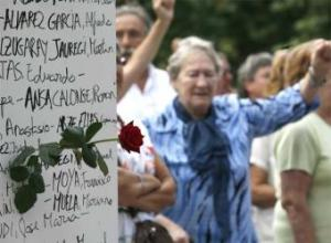 Homenaje a las víctimas del franquismo- JAVIER HERNÁNDEZ