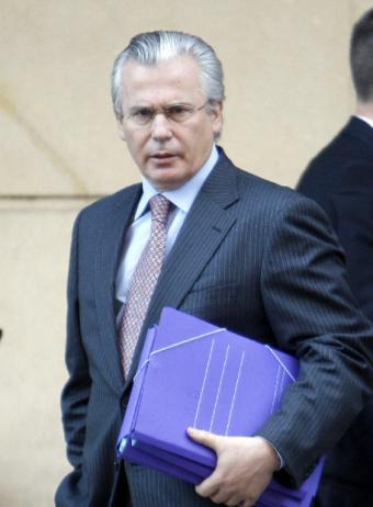 El juez de la Audiencia Nacional Baltasar Garzón.- CRISTÓBAL MANUEL