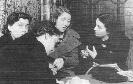 Lise Ricol, posteriormente se casó con Artur London