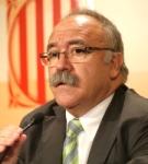 El Vicepresident de la Generalitat Sr. Carod Rovira