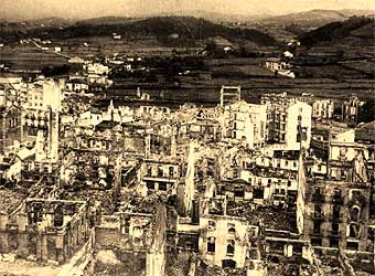Guernica (Foto de archivo)