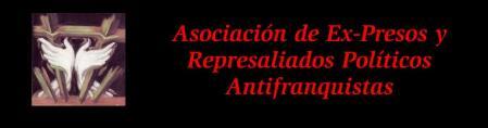 Logo Asoc. Ex presos y represaliados del franquismo