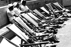 Foto: Archivo de Internos de Auxilio Social