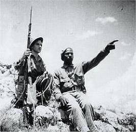 El comandante Oliver Law fue el primer afroamericano al mando de un batallón norteamericano