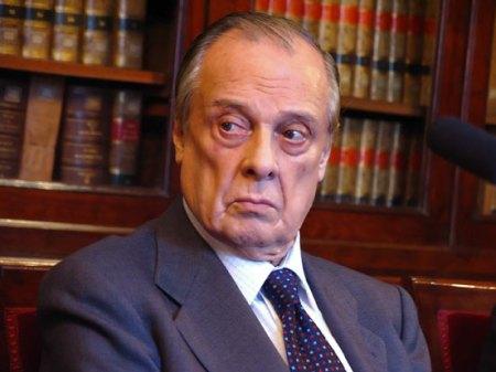 Sabino Fernández Campo ex jefe de la Casa del Rey (Foto de Archivo)