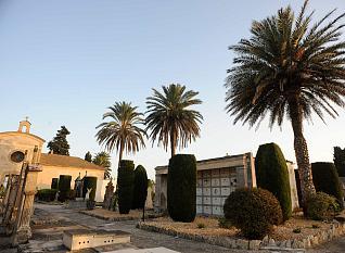 Cementerio de Porreres (Mallorca)