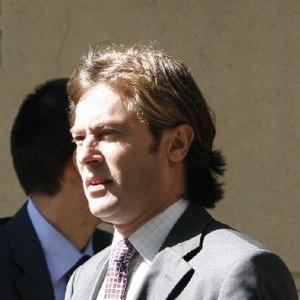 El Juez  Santiago Pedraz
