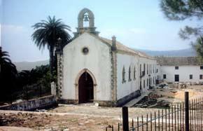 Capilla del Cortijo El Marrufo - Cádiz