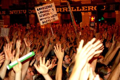 En Madrid . Foto La Memoria Viva