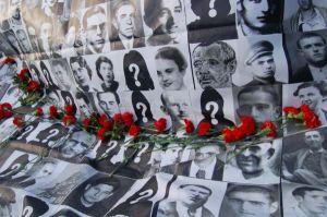 08 02 2012 delante del TS Madrid. Foto La Memoria Viva.