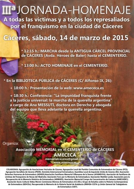 III Jornada-Homenaje AMECECA para envíos digitales